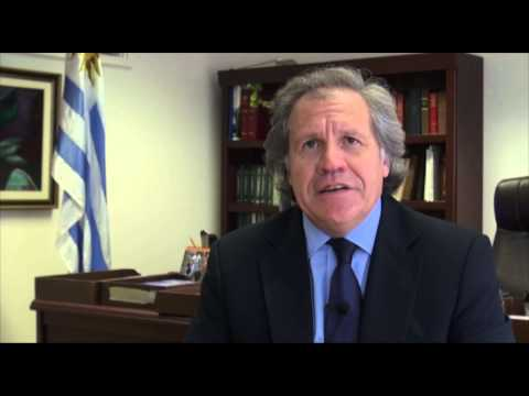 Luis Almagro   New role
