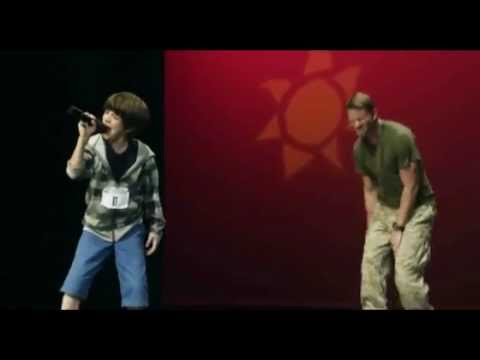 "Uriah Shelton ""Forever young"" FULL performance from Lifted"