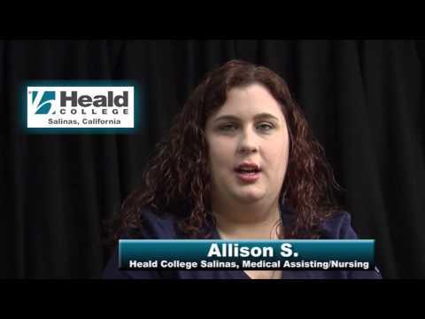 Allison Heald College Salinas