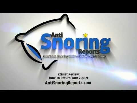 ZQuiet Review Video 6 - Returning Your ZQuiet