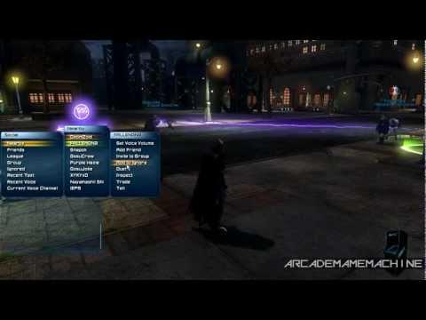 DC Universe Online - Friends/Groups Explained!