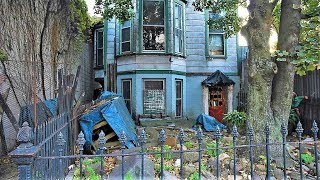 10 CREEPIEST Abandoned Houses