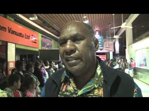TBV News - Team Vanuatu returns from PNG2015
