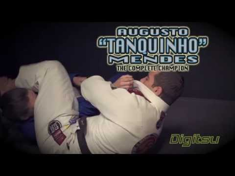 """Augusto """"Tanquinho"""" Mendes The Complete Champion Series #1"""