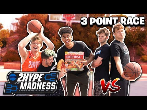 2Hype Madness 1v1 Basketball Tournament!