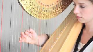Basic Harp Hand Position/Technique