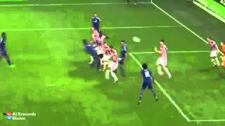 Loic Remy Goal Stoke City vs Chelsea 1 1 Capital one Cup 2015