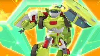 Тоботы новые серии - 28 Серия 2 сезон - мультики про роботов трансформеров [HD]