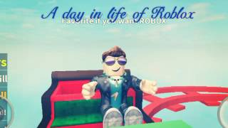 A day in life of Roblox (Mini Film)