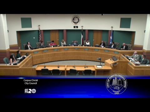 CCTVCorpusChristi City Council Meeting