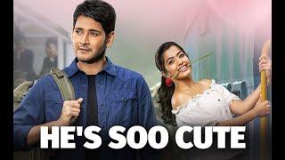Mahesh Babu | Mind Block | He So Cute | Telugu Movie Video Song | Thaman | Dookudu | Guruvaram