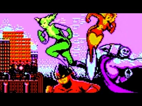 Defenders of Dynatron City (NES) Playthrough  - NintendoComplete