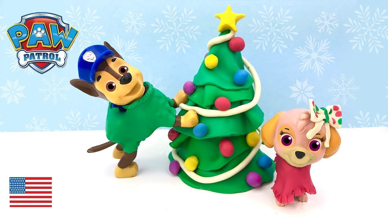 paw patrol save christmas holiday special full episode surprise ryder zuma skye chase marshall - Paw Patrol Christmas Decorations