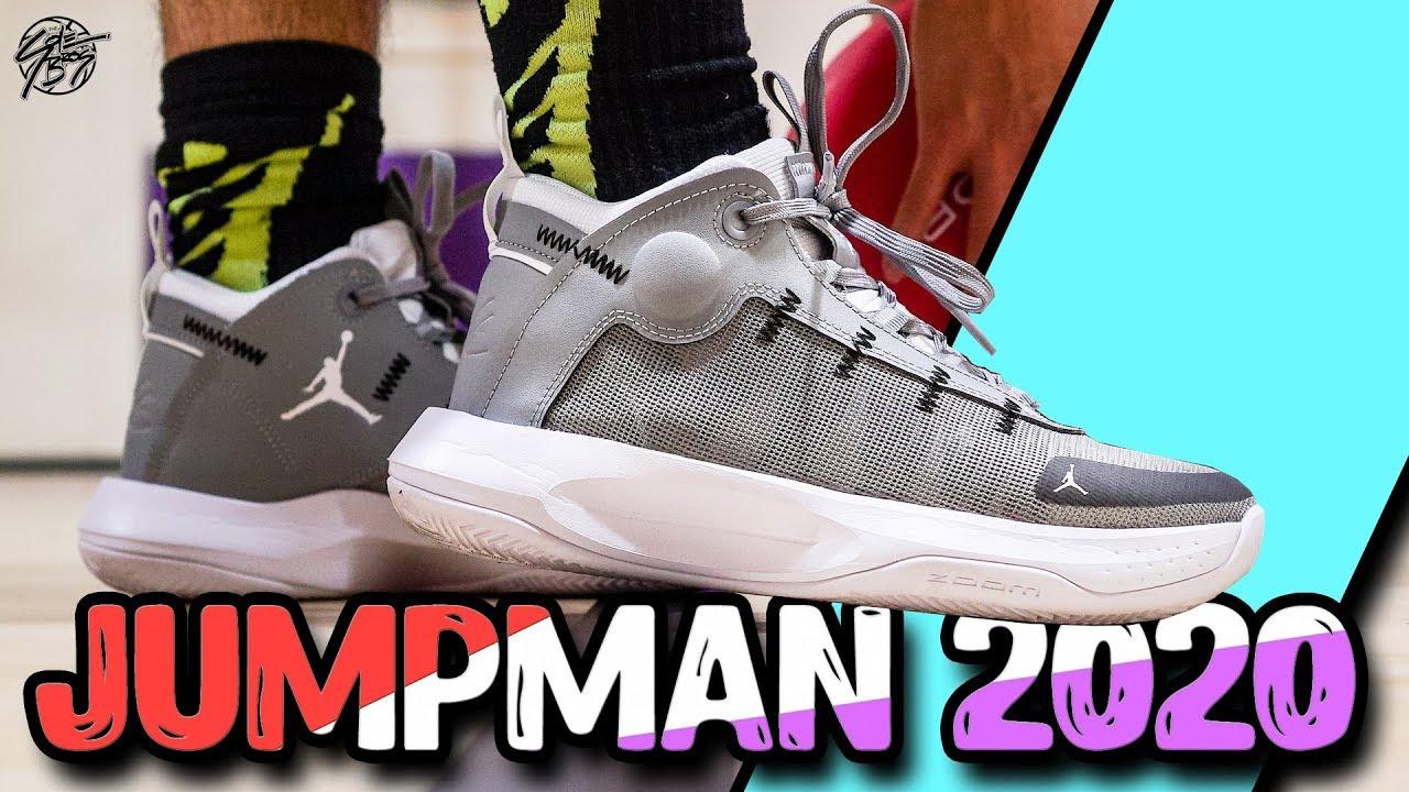 Jordan Jumpman 2020 Performance Review