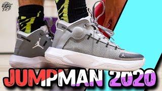 Jordan Jumpman 2020 Performance Review!