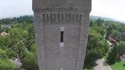 Tower Park in Fort Thomas, KY. Phantom 2 Vision Plus