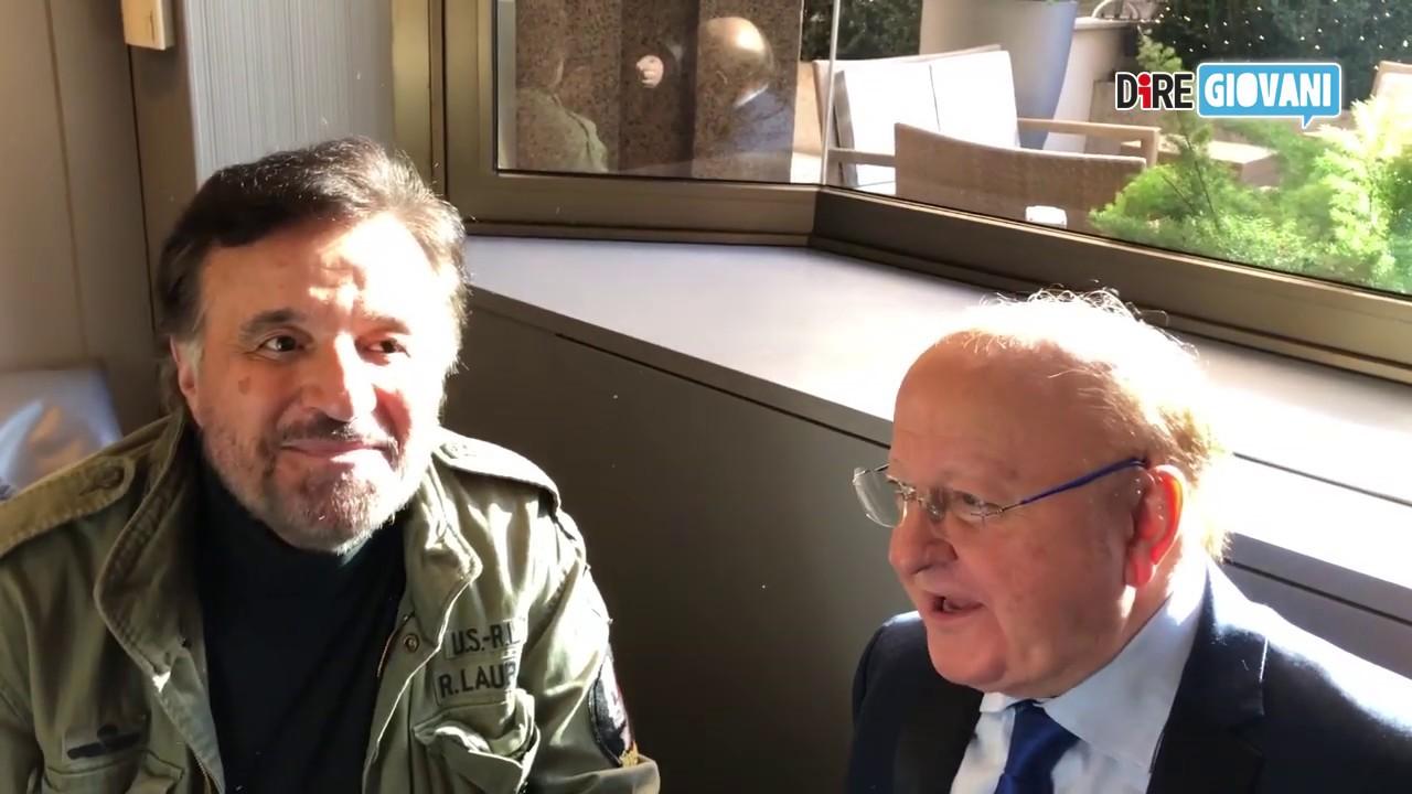 Intervista Amici Come Prima Con Christian De Sica E