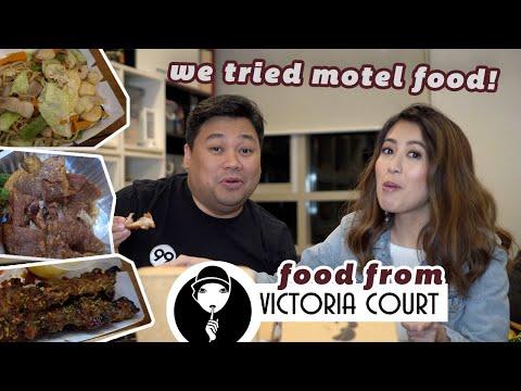 Victoria Bites By Victoria Court Taste Test!