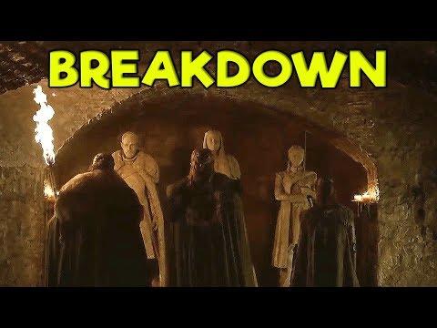 Game of Thrones Season 8 Teaser Trailer BREAKDOWN!