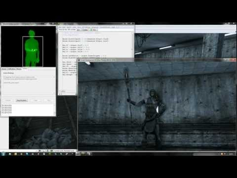 Using Kinect in the Unreal Engine with FAAST
