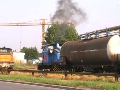 BB63500 et Henschel