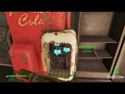 University point - Fallout 4