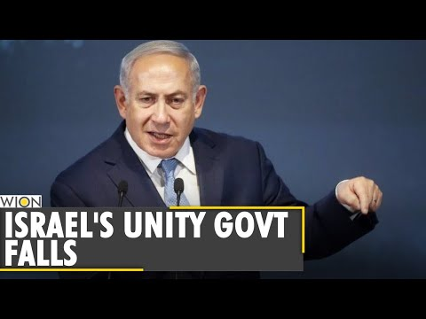 Israel To Hold Snap Election In March 2021, Fourth In Two Years | Benjamin Netanyahu | Benny Gantz