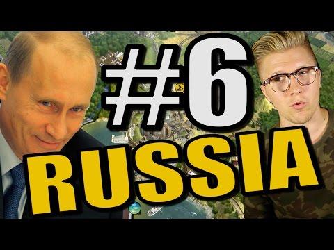 Civilization 5 [Civ 5 Earth 2014 Mod Gameplay] Putin's Russia - Part 6