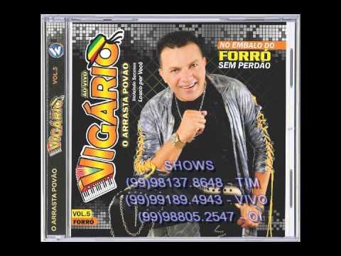CD COMPLETO FORRÓ VOL  5, VIGÁRIO