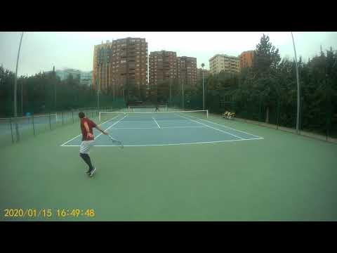 tennis-match-play-in-madrid,-spain