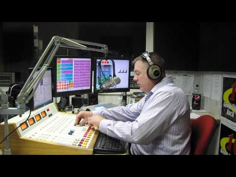 Ron Sedaille On 102.9 WDRC FM - VIDEO AIRCHECK December 18, 2010