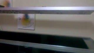 Luminária de Led para aquário Plantado