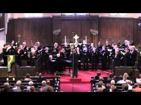 Raincross Chorale - Thy Word Is Like A Garden Lord (Forrest)