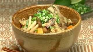 How to Make Sanma Takikomi Gohan (Mixed Rice Recipe) さんまの炊き込みご飯 作り方レシピ