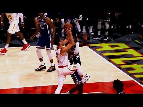 Jeremy Lin Highlights - 11/1/18 Kings at Hawks