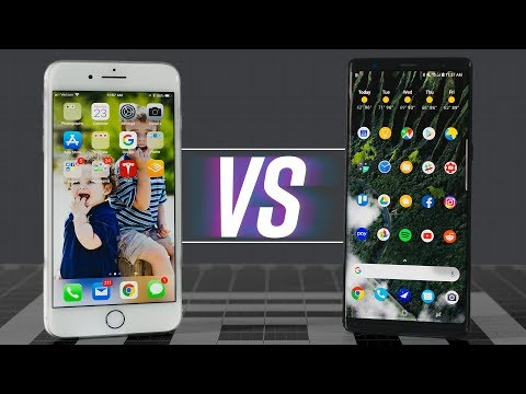 Download Youtube: iPhone 8 Plus vs Galaxy Note 8: Only One 8 Is Great