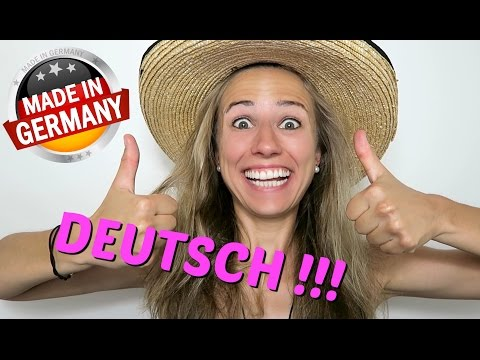 CHANNEL TRAILER: LEARN GERMAN FOR FREE AND ONLINE | LEARN GERMAN WITH ANIA