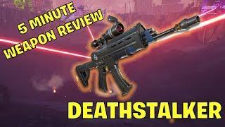 Download Video Fortnite 5 Minute Weapon Review: Deathstalker MP3 3GP MP4