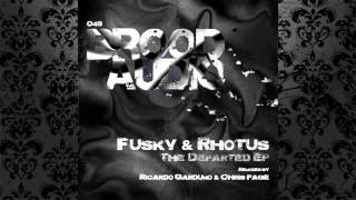 Fusky & Rhotus - FTS (Chris Page Remix) [BROOD AUDIO]