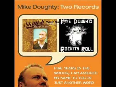 Mike Doughty - The Only Answer (w/ Lyrics)