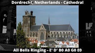 Dordrecht (Nederlands) - Cathedral - (PLENUM) - MI3, RE3, SIb2, LA2, SOL2, MI2