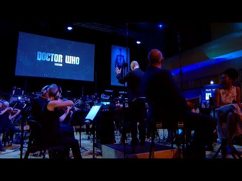 Doctor Who Theme - #DWFinaleCountdown - Doctor Who