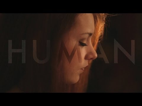 Human - Christina Perri (Official Music Video Cover by Eric Thayne & Maddie Wilson)