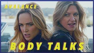 Sara and Ava || Body Talks || ClexaCon AvaLance Panel Intro