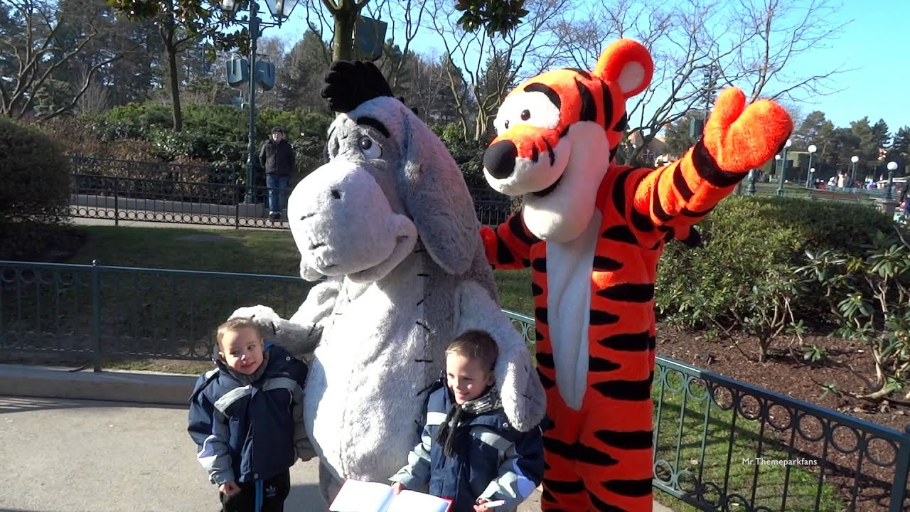 Disneyland paris meet greet characters february 2015 youtube m4hsunfo