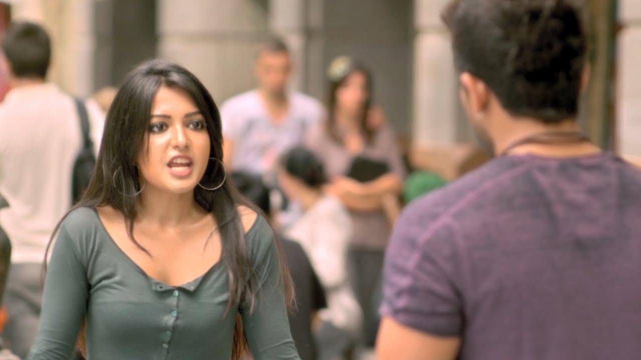 Download Romeo and Juliet Malayalam Movie l Sanju reveals the truth to Katharin l Mazhavil Manorama