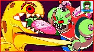 Игра Зомби против Растений Герои от Фаника Plants vs zombies Heroes 23