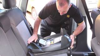 AA How to - Fit Child Car Seats