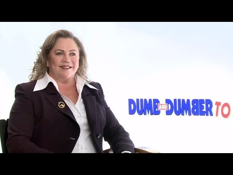 Kathleen Turner - Dumb and Dumber To Interview HD