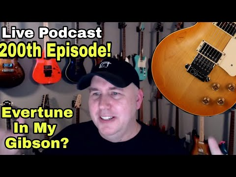 The 200th Episode! The Average KYG Viewer Owns 12.5 Guitars?